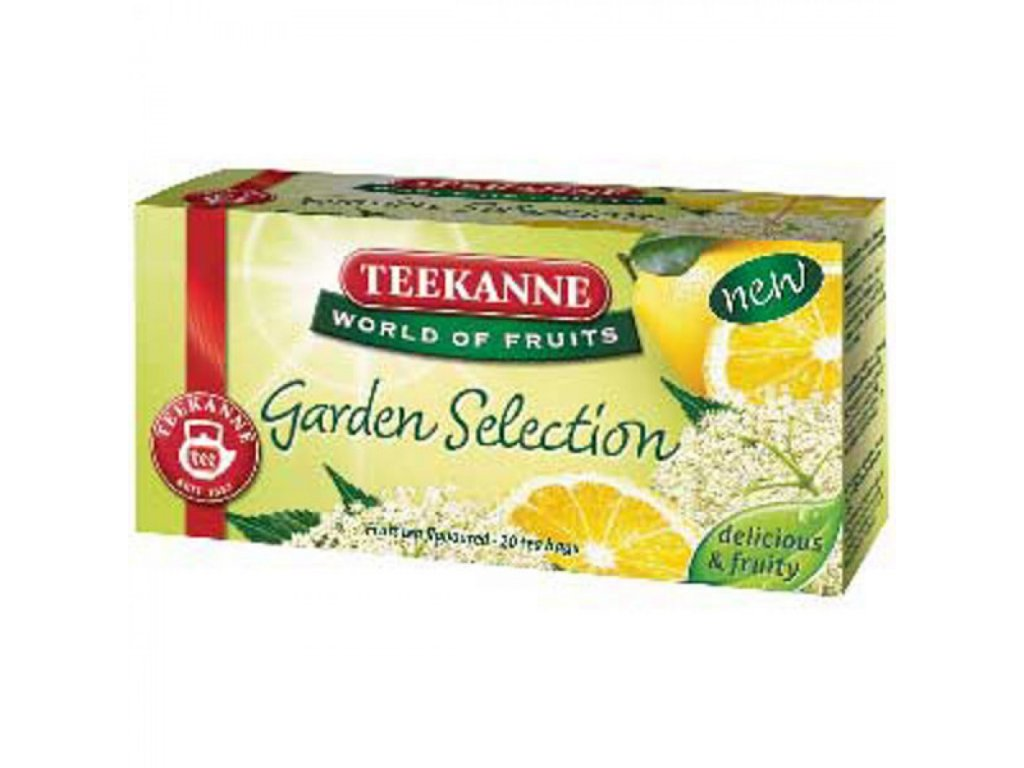Čaj TEEKANNE Ovocný Garden Select 45g