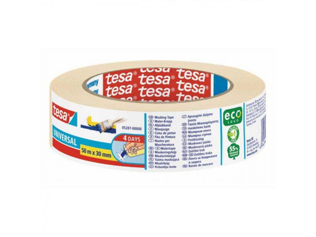Maskovacia páska TESA Universal 30x50m Eco logo