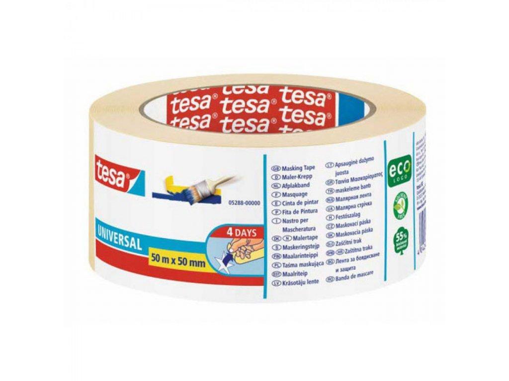 Maskovacia páska TESA Universal 50x50m Eco logo