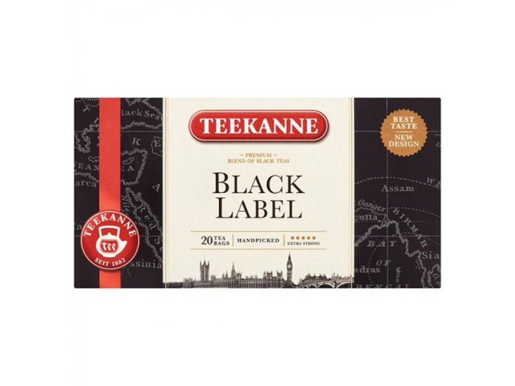 Čaj TEEKANNE Black Label 40g