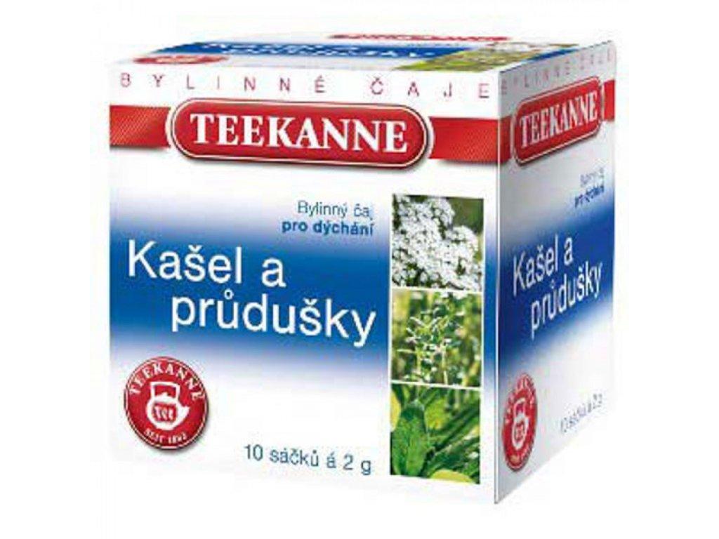 Čaj TEEKANE bylinný Priedušky a pľúca