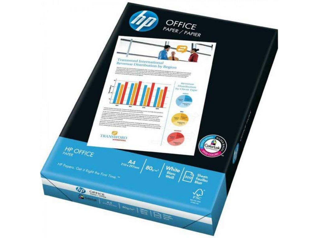 Kopírovací papier A4 80g HP Office (CHP 110)