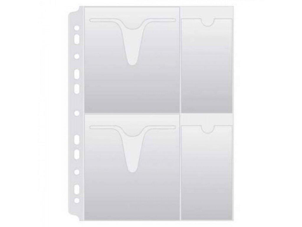 Euroobal na CD DVD A4 160mic 25ks