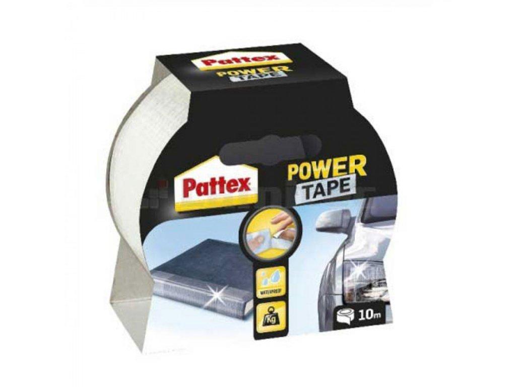 Lepiaca páska Pattex Power Tape 50mmx10 m priehľadná