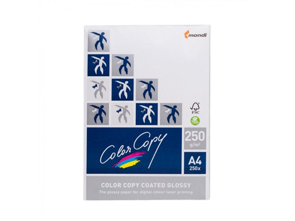 Papier A4 Color Copy COATED 250g 250ks