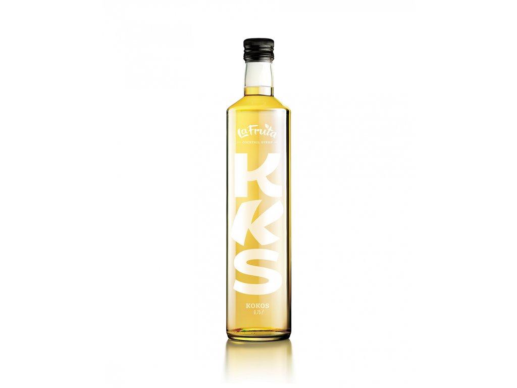 LaFruta sirup KOKOS 0,75 l