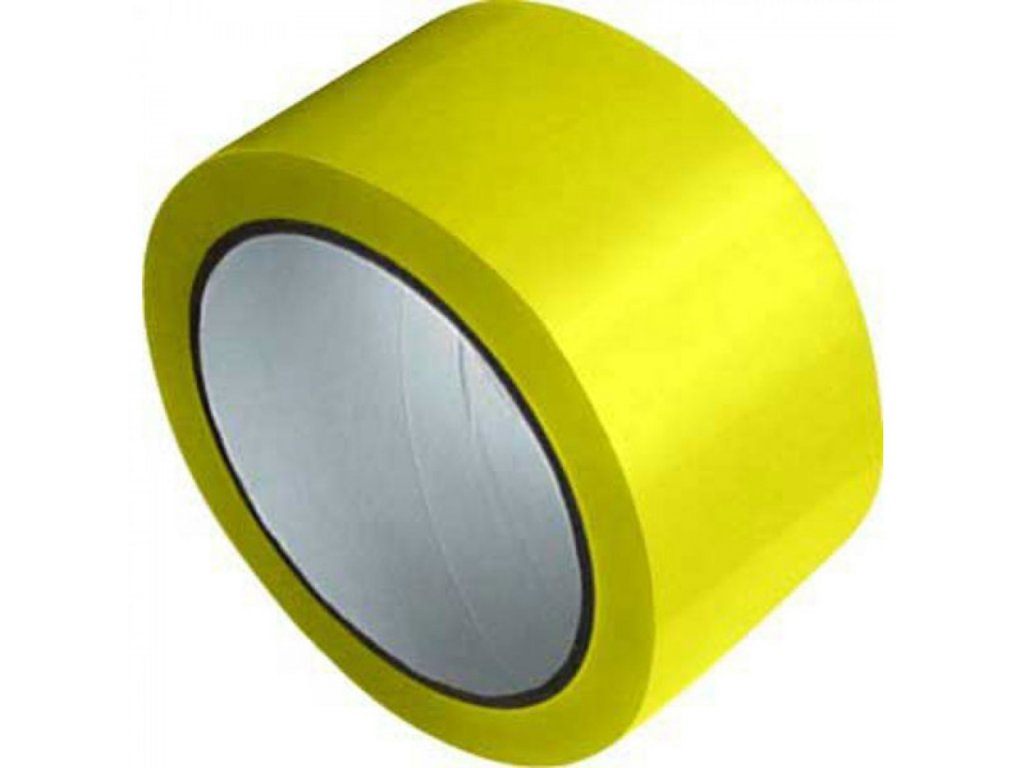 Lepiaca páska 50x66 žltá
