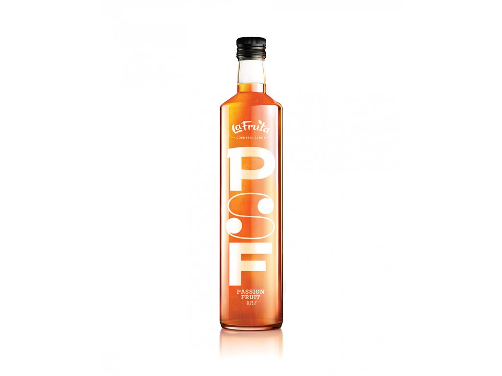 LaFruta sirup PASSION FRUIT 0,75 l