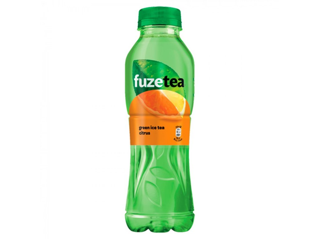 Ľadový čaj FUZE TEA citrus 500ml PET