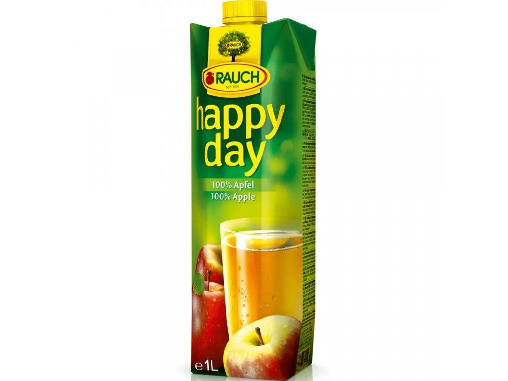 happy day jablko 1l