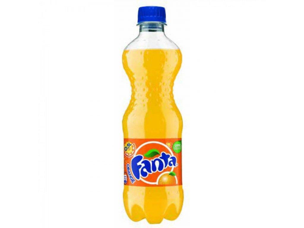Fanta 0,5l pomaranč
