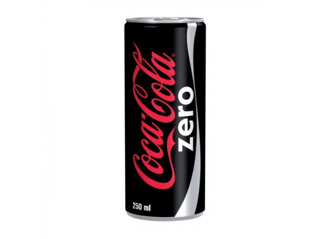 Coca Cola Zero 0,25l