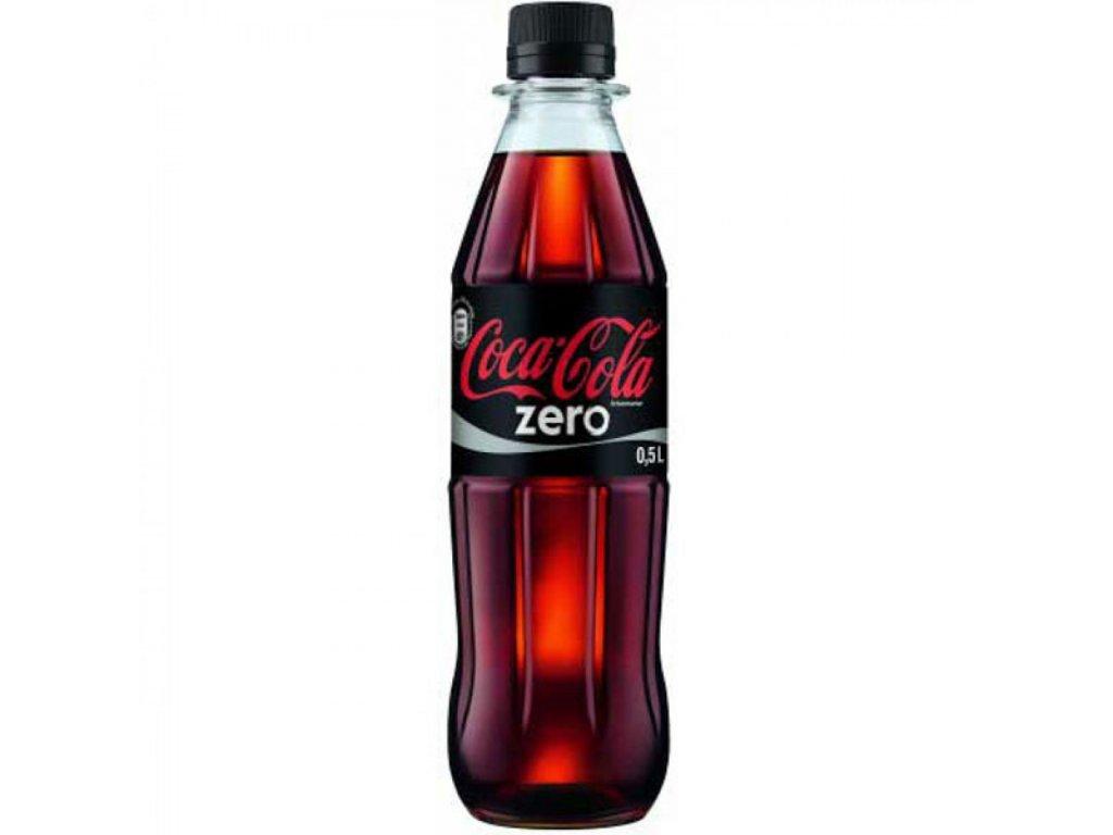 Coca Cola 0,5l Zero