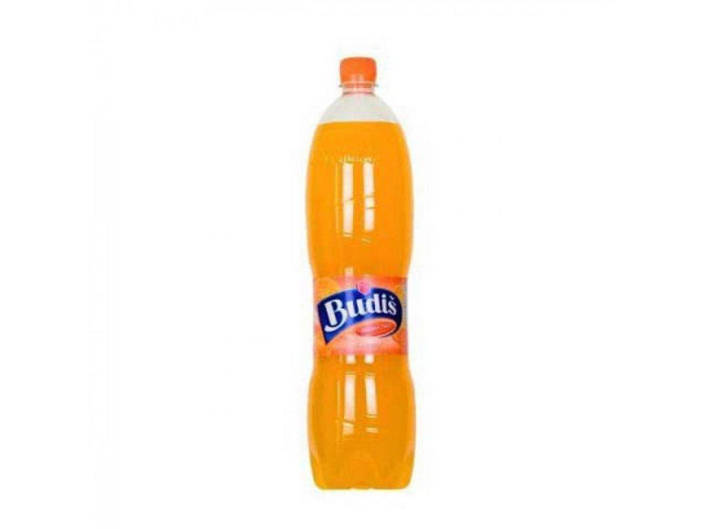 Budiš 1,5l pomaranč