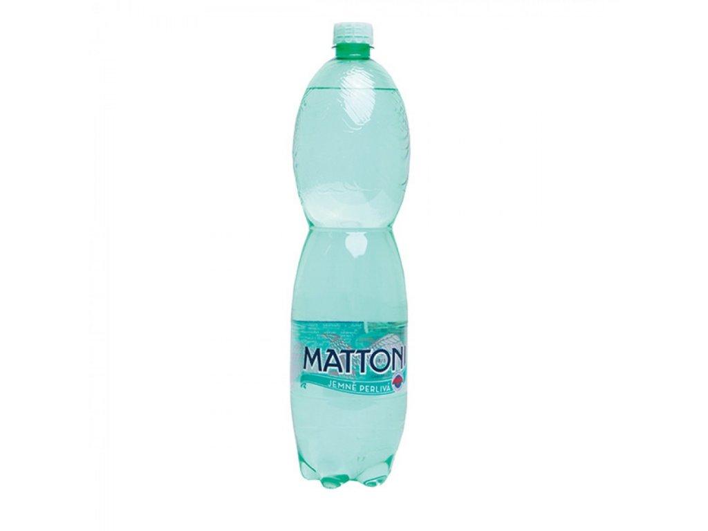 Mattoni 1,5l jemne perlivá