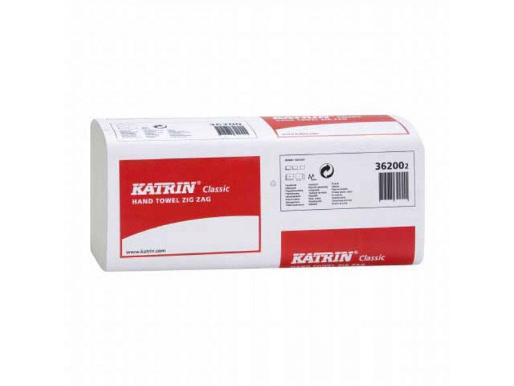 Utierky Katrin Classic ZZ biele ka36200