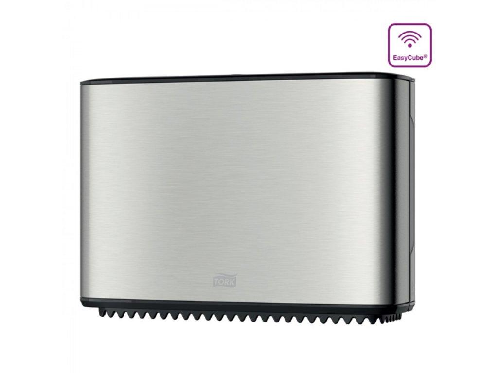 Zásobník TORK na toaletný papier, Mini Jumbo kotúč (T2) nerez
