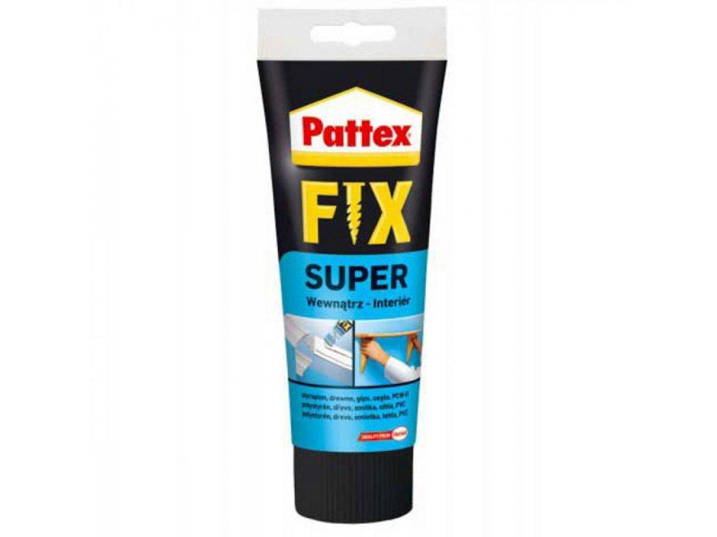 Montážne lepidlo Patex Super Fix PL 50 50g