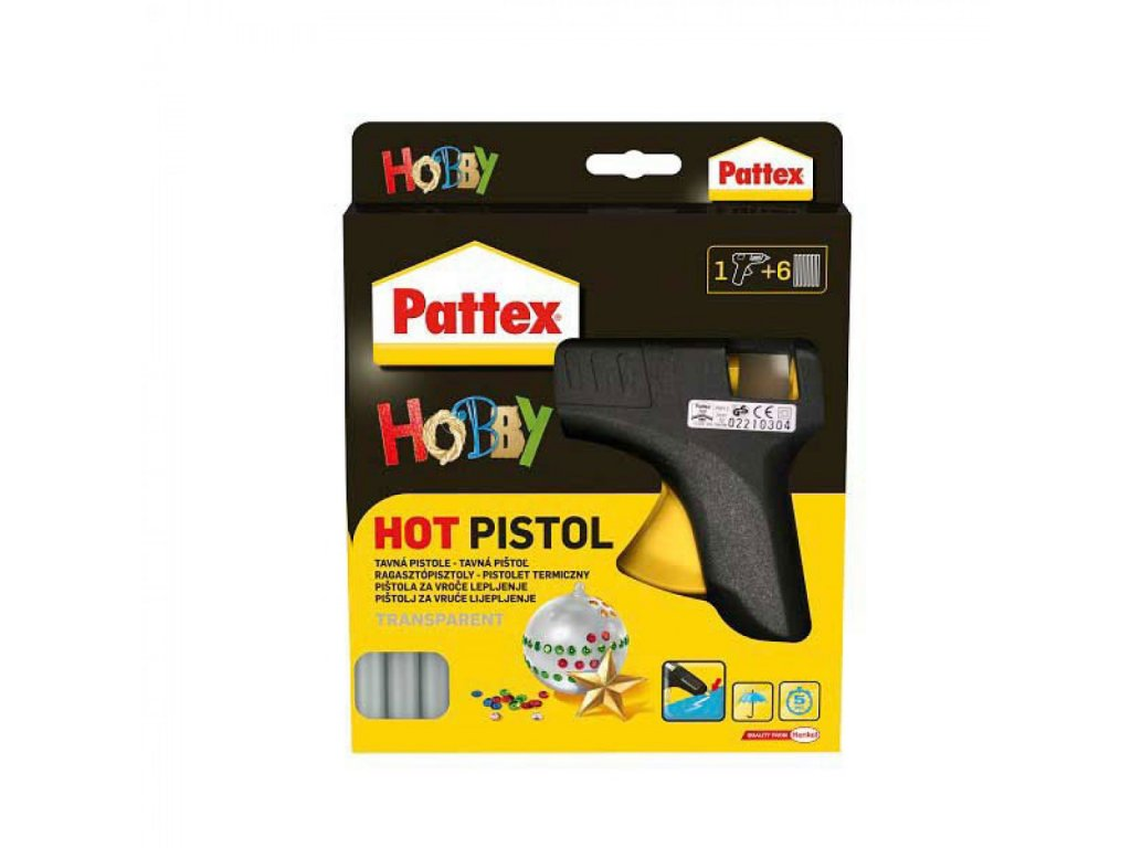 Lepiaca pištol Pattex