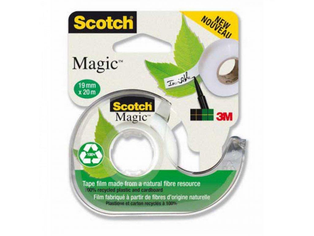 Lepiaca páska Scotch Magic 900 s dispenzorom