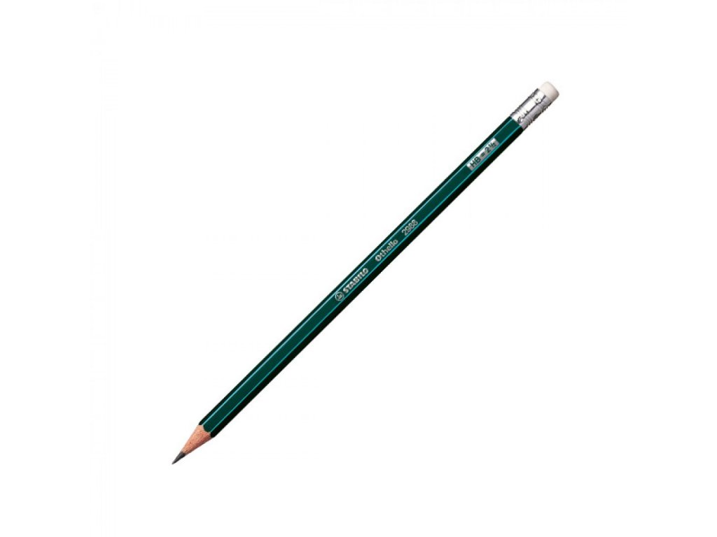 Ceruzka grafitová STABILO Othello s gumou HB