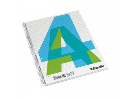 Blok College Esselte A4 70 listov linajkový