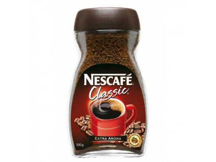 Káva NESCAFÉ Classic inst. 200g