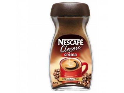 Káva NESCAFÉ Classic Crema inst. 200g