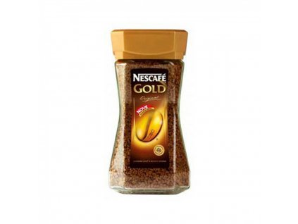 Káva NESCAFÉ GOLD instant 200g