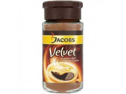 Káva JACOBS Velvet inst. 100g