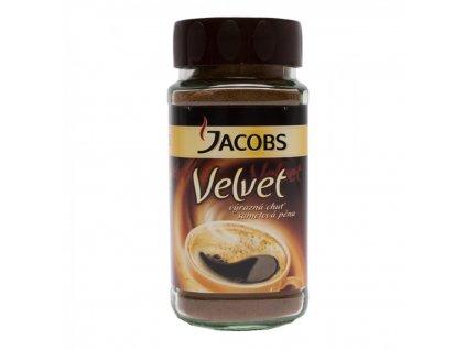 Káva JACOBS Velvet instant 200g