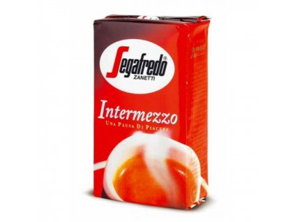 Káva Segafredo INTERMEZZO mletá 250g