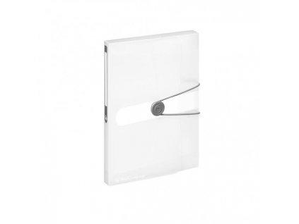Plastový box s gumičkou Herlitz Easy Orga A5 PP číry