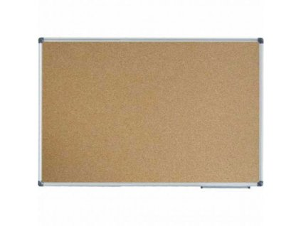 Korková tabuľa ALU 60x90 cm