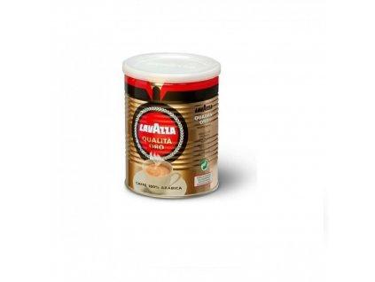 Káva Lavazza Qualita ORO v dóze, 100% Arabica, mletá, 250g,