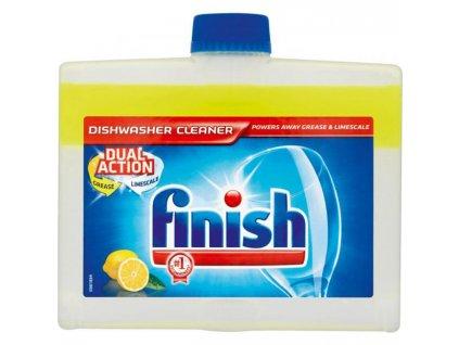 Finish čistič do umývačky riadu 250ml Lemon