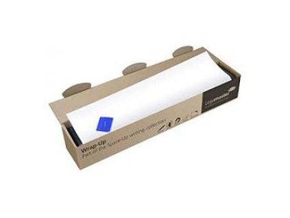 Magnetická fólia WRAP-UP 101x150 cm biela