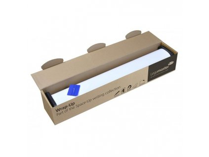 Magnetická fólia WRAP-UP 101x1200 cm biela