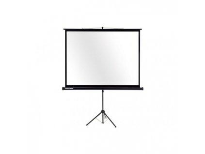 Prenosné plátno ECONOMY 4:3 120x160 cm