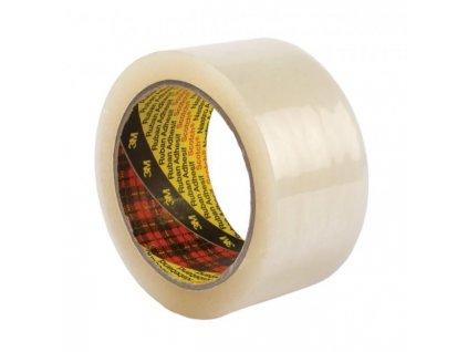 Baliaca páska s tichým odvíjaním 50mm x 66m priehľadná