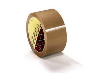 Baliaca páska Scotch 38mm x 66m hnedá