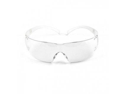 Ochranné okuliare 3M SecureFit číre