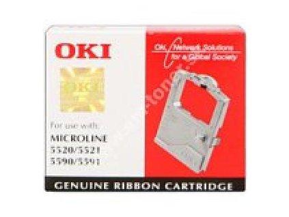 Páska OKI ML5520/5521/5590/5591 black