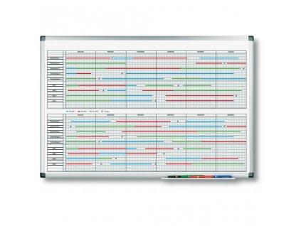 LM414000 Planovacia tabula PREMIUM na dlhodobe projekty 60x90 cm