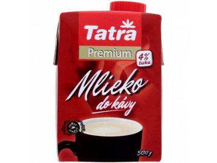 Tatra mlieko 4% Premium 500 ml