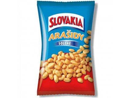 Slovakia Arašidy 90g