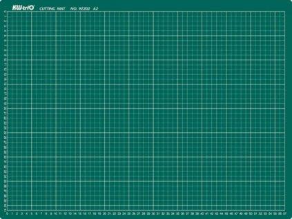 Rezná podložka KW trio A1, 600x900