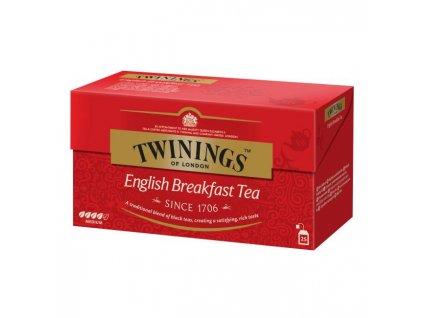 Čaj Twinings čierny English Breakfast 50g