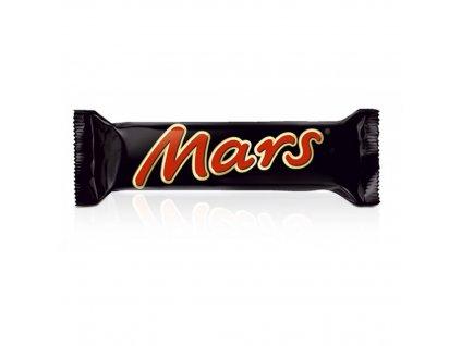 Tyčinka Mars 51g