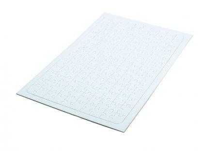 papierová skladačka A4, 96 dielov
